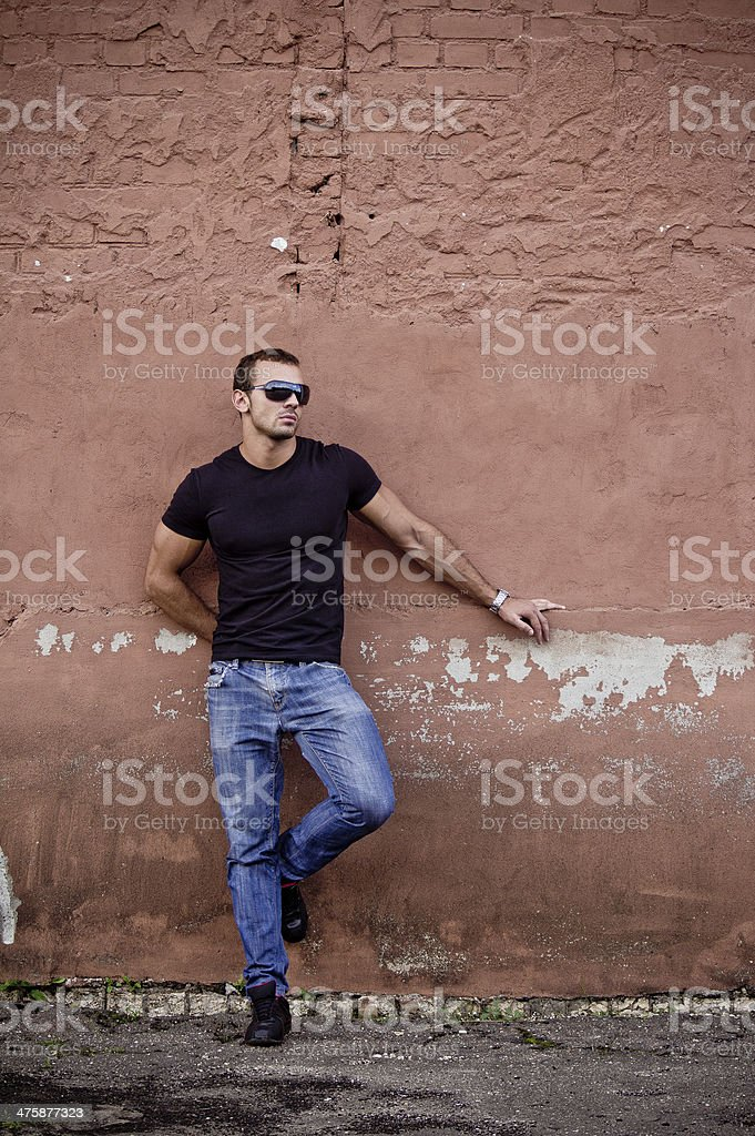 Male Model Outdoor Stock Photo Download Image Now Istock