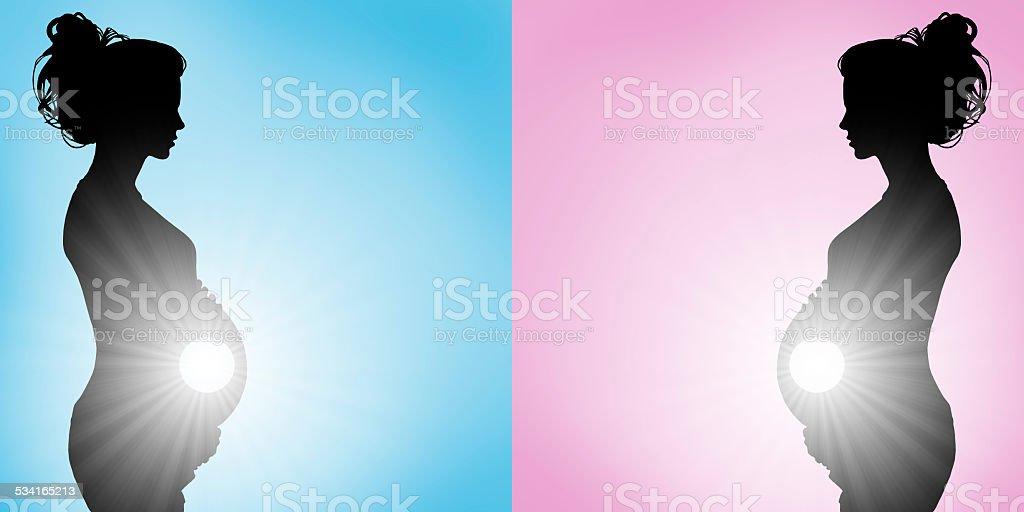 Male or female? stock photo
