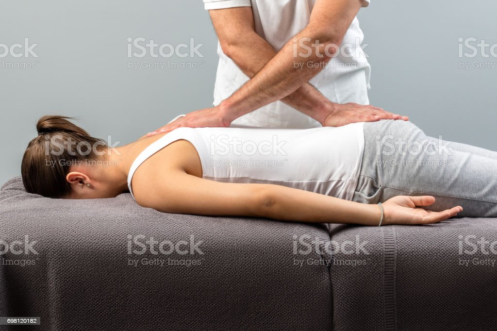 Male Erotic Massage Back Legs
