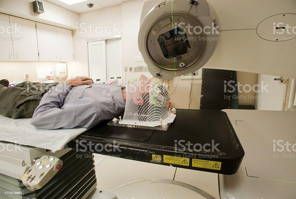 maschera facciale radioterapia