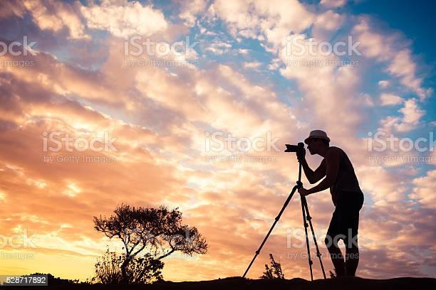 Männlichen Fotografen Im Freien Stockfoto und mehr Bilder von Abenteuer
