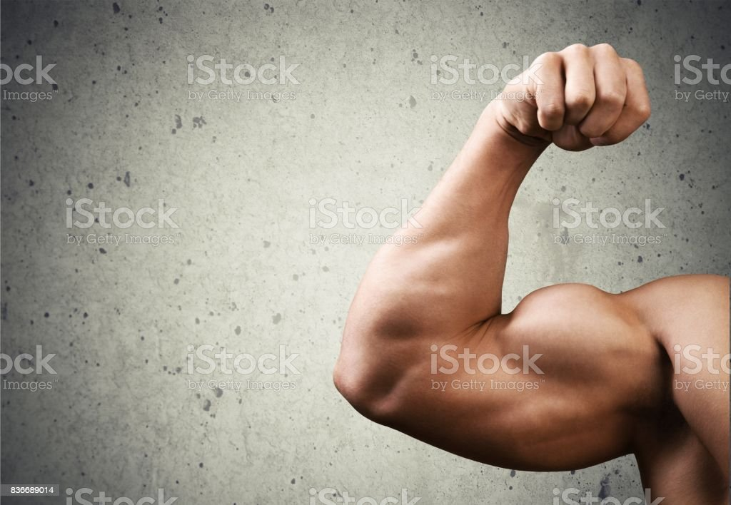 Macho. - foto de stock