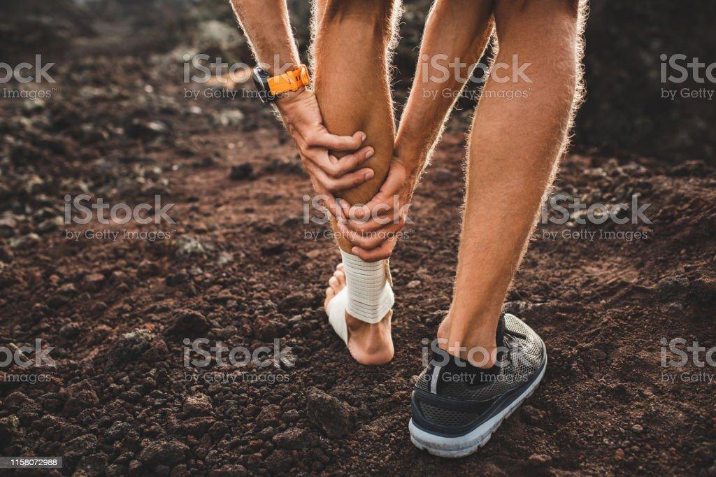 dolor en el músculo de la pantorrilla en la pierna