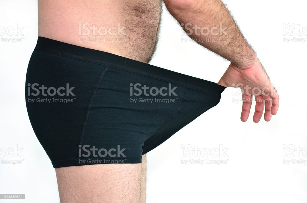 Male sexuality and man sex problems stock photo