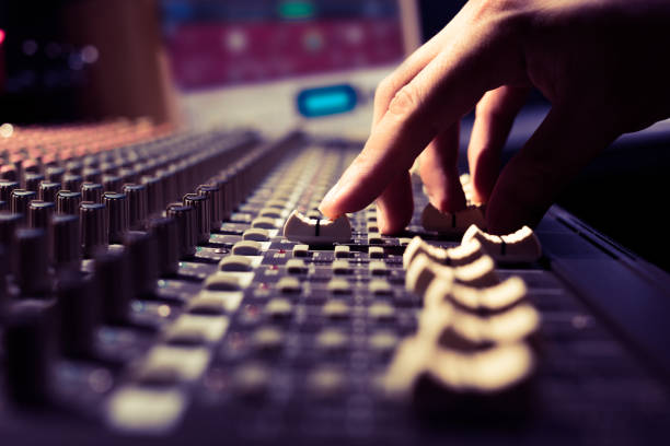 Best Sound Engineer Stock Photos, Pictures & Royalty-Free