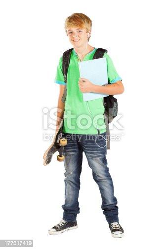 istock male teen student full length portrait 177317419