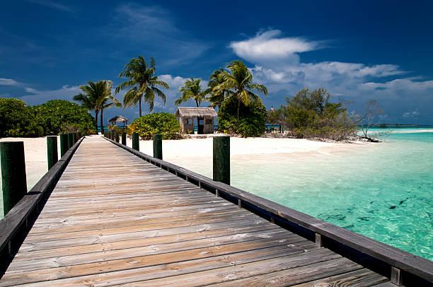 Malediven stock photo