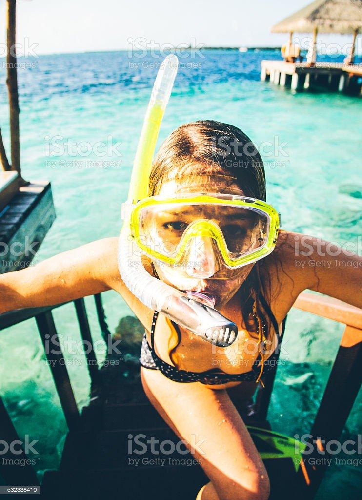 Malediven Schnorcheln – Foto