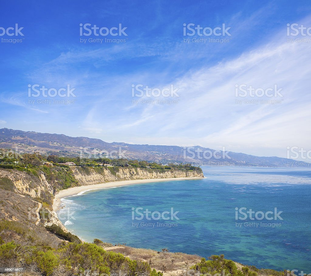 Malibu CA stock photo