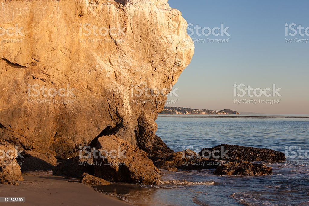Malibu, California royalty-free stock photo
