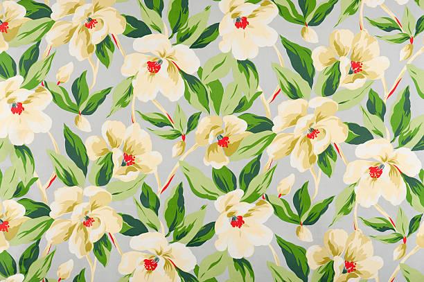 Malibu antigo textura Floral - foto de acervo
