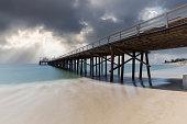istock Malibu Pier in Los Angeles County California 1285765713