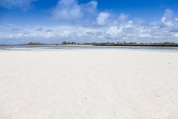 Malindi Beach stock photo