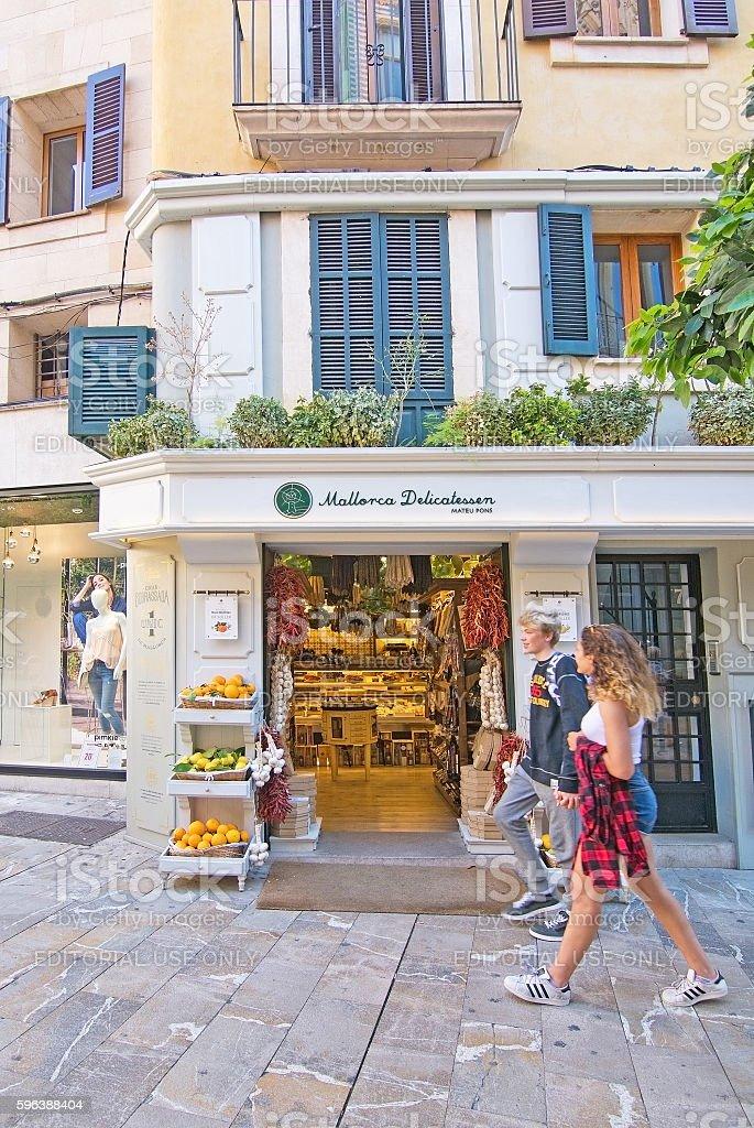 Palma De Mallorca, Balearic Islands, Spain - May 2, 2016: Mallorca...