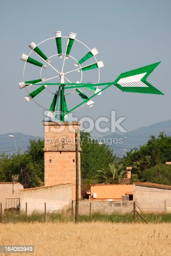 istock Mallorca windmill 164063949