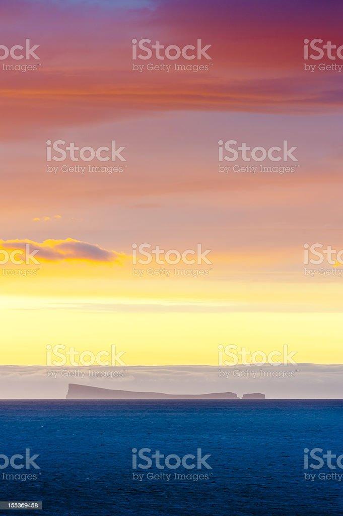 malmey island, iceland royalty-free stock photo