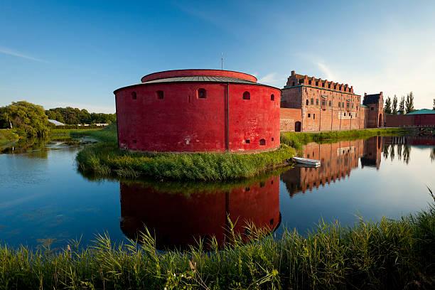 malmo castle, sweden - malmö bildbanksfoton och bilder