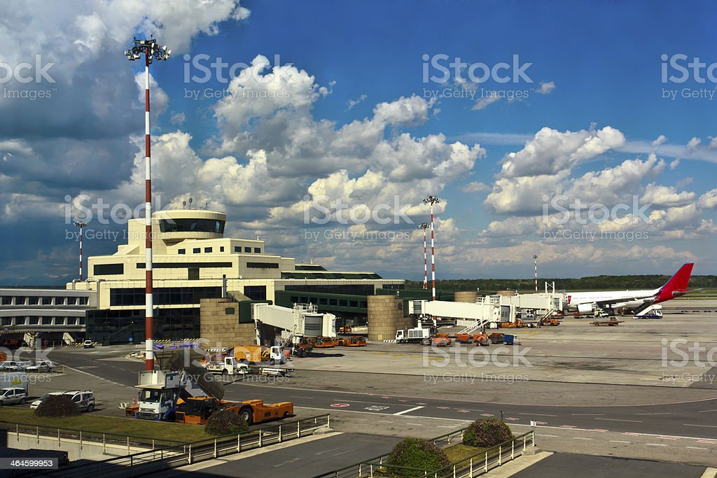 Malpensa Airport Milan Italy Stock Photo Download Image Now Istock