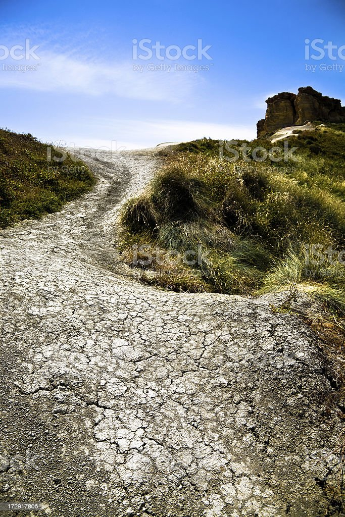 Malta landscape royalty-free stock photo