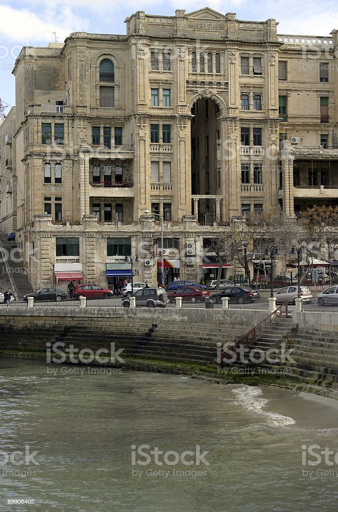 Malta royalty-free stock photo
