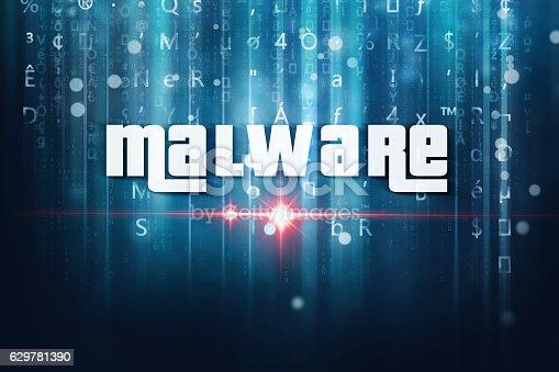 595345428 istock photo malware computer virus 629781390