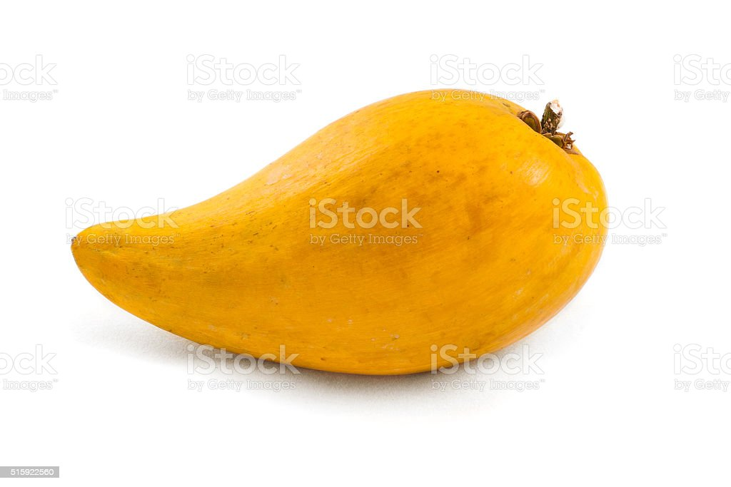 Mamey or Lucuma or Canistel stock photo
