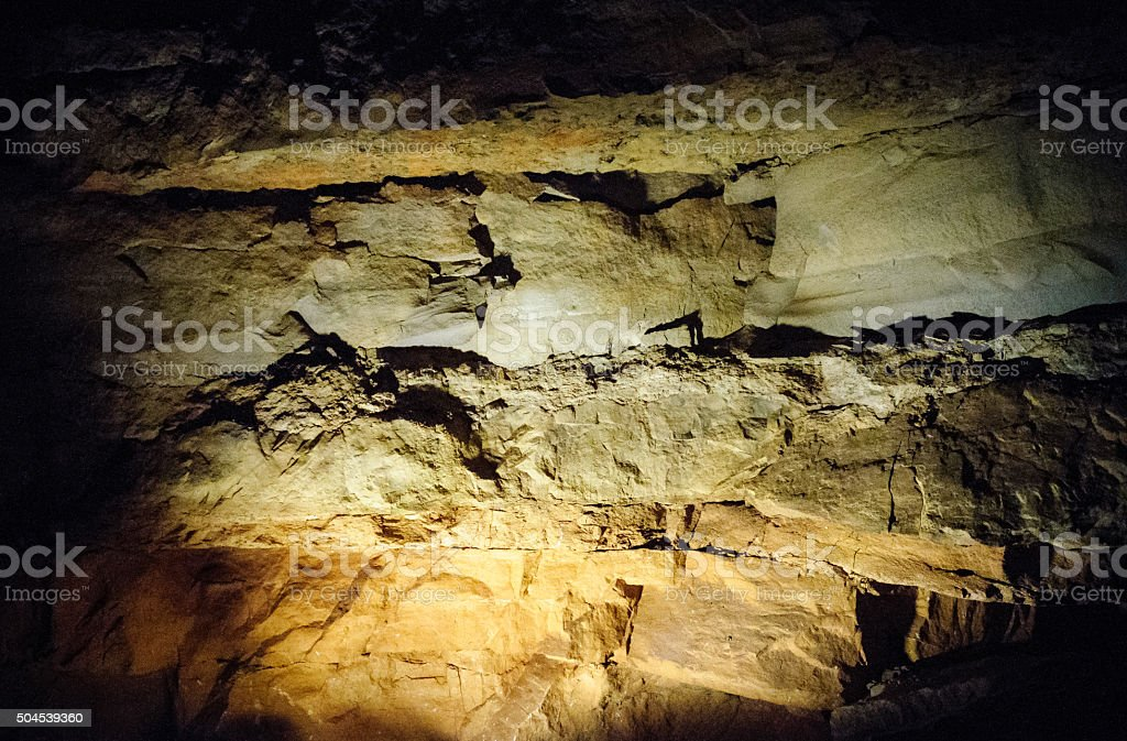 Mammoth Cave National Park stock photo