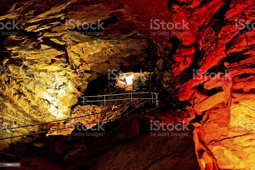 Mammoth Cave stock photo