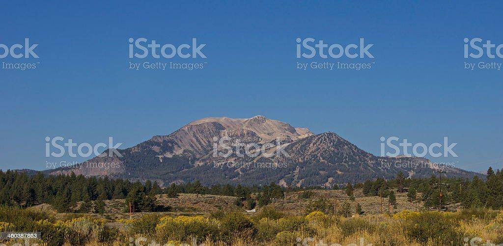 Mammoth Mountain stock photo