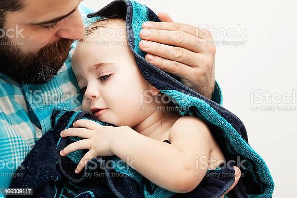 Mann Und Kind Stockfoto und mehr Bilder von Vater