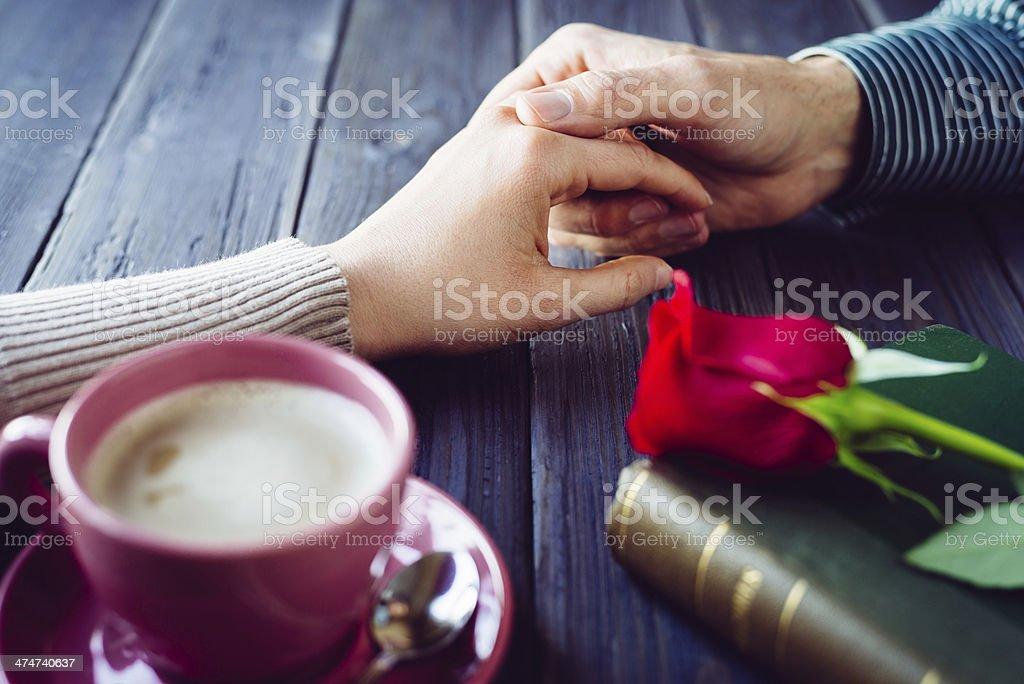 Mann und Frau Liebe, dating – Foto
