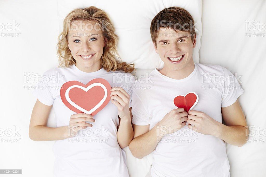 Mann und Frau Lizenzfreies stock-foto