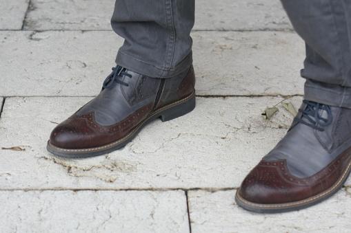 627398448 istock photo Man Autumn Classic Dress Shoe 1044433154
