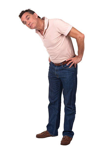 Casual Man Leaning Forward Royalty Free Stock Photo ... |For Man Woman Leaning Forward