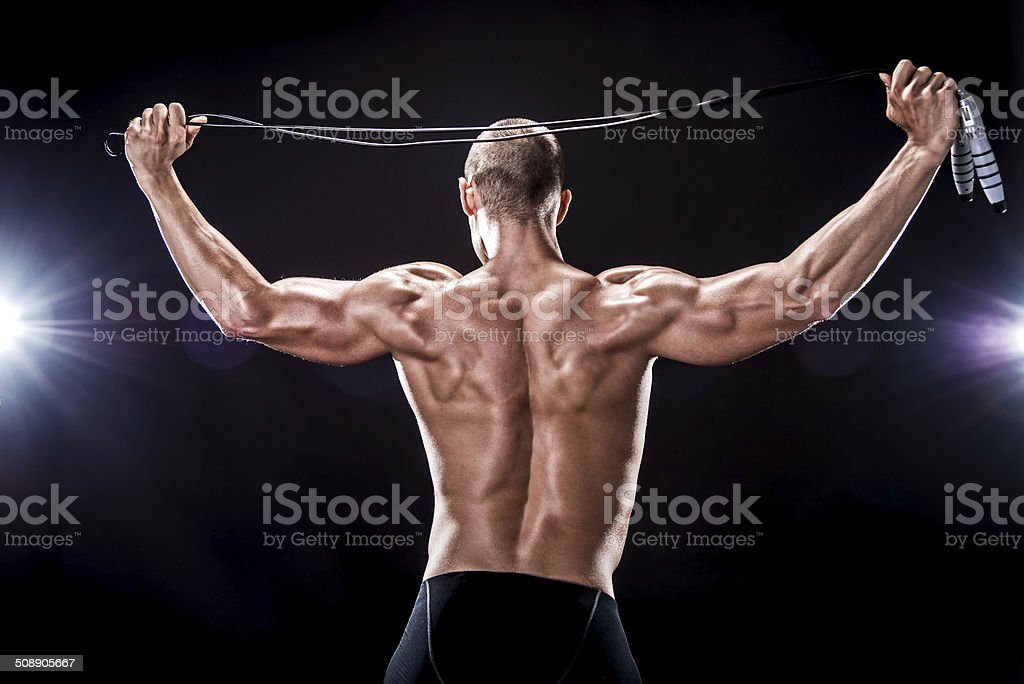 Man Body stock photo