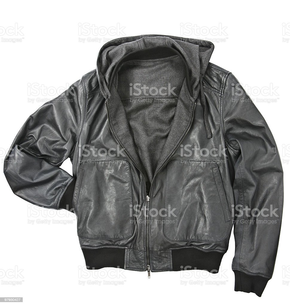 Man coat royalty-free stock photo