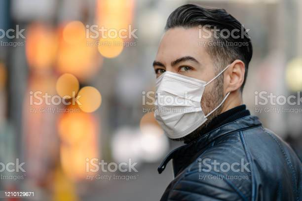 Man covering his face with pollution mask for protection from viruses picture id1210129671?b=1&k=6&m=1210129671&s=612x612&h=negciq2whaxvgnjqqnbsbxjk0i7mhigmnh51t5tuxw0=