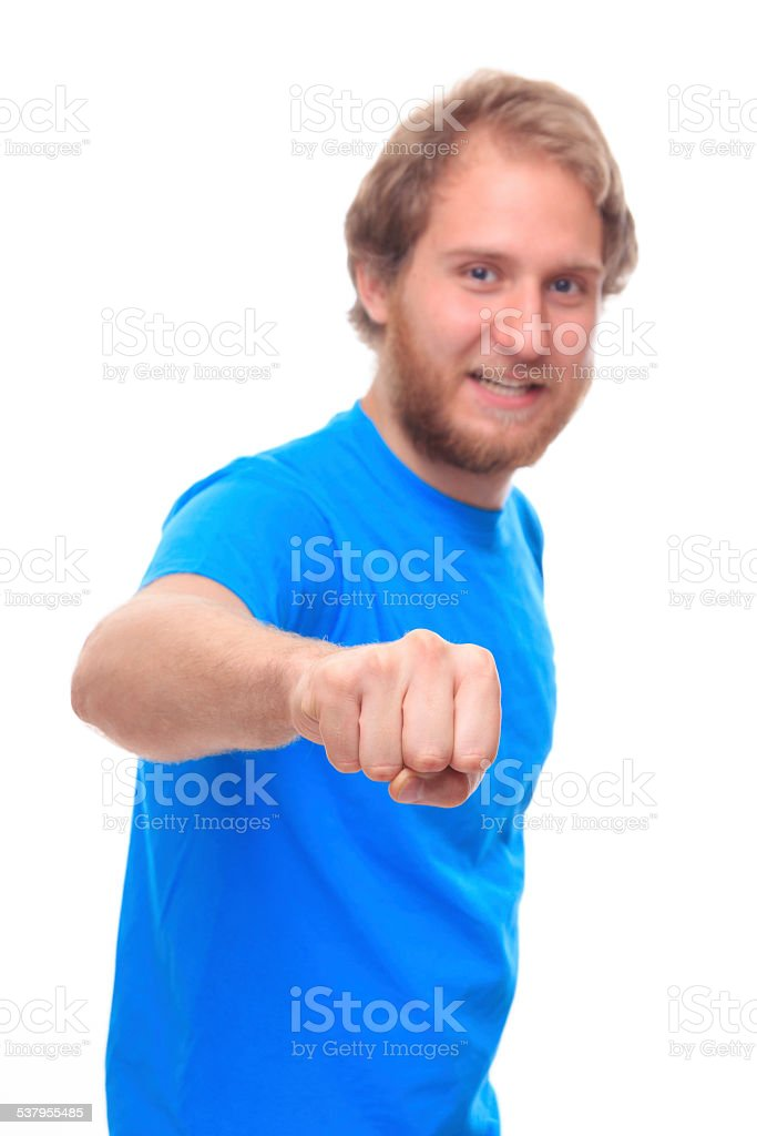 Man doing fist bump stock photo more pictures of 20 29 years istock man doing fist bump royalty free stock photo m4hsunfo