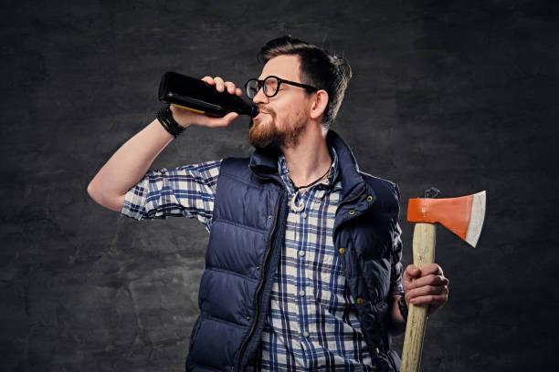 Holzfäller Party - Bilder und Stockfotos - iStock