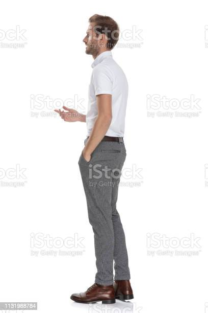 Man gesturing as if he is talking with someone picture id1131988784?b=1&k=6&m=1131988784&s=612x612&h=cyznaivishwsabf27fk1bjlvnsu1w7arnxbxjab8nju=
