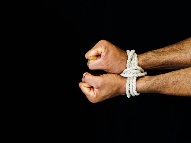 Virgin sex hands tied — 11