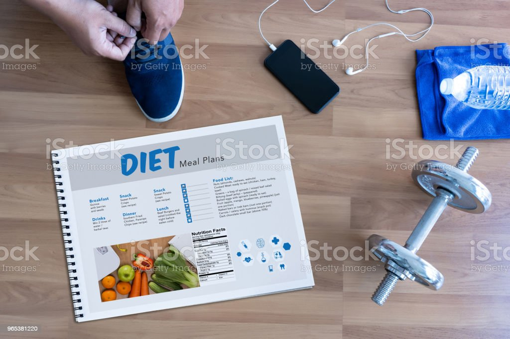 man Healthy fitness  Lifestyle Diet food eating nutrition facts zbiór zdjęć royalty-free