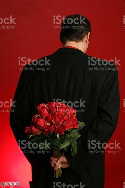 Man holding roses behind his back picture id139707922?b=1&k=6&m=139707922&s=612x612&h=iat0ix7nrymtd2wjev3mn uvfuh3 gqk wywq7s7hds=