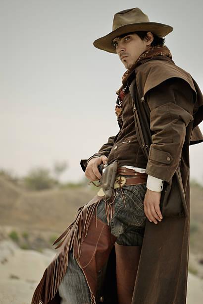 cowboy - foto de acervo