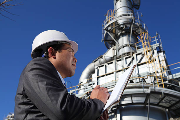 chemical Auftragnehmer Aktivitäten – Foto