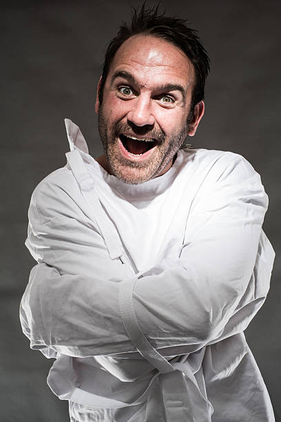 Straitjacket Pictures, Images and Stock Photos - iStock