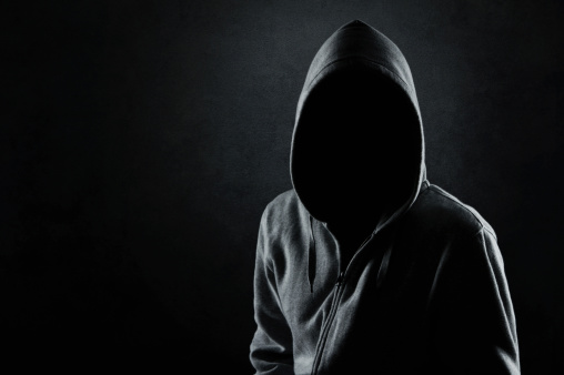 Man In The Hood Stock Photo - Download Image Now