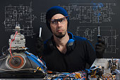 istock man is engaged in repair of electronics 685885906