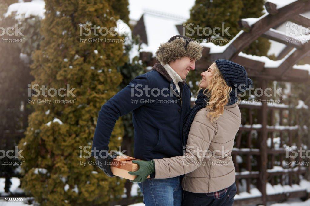Valentinstag was schenken freundin