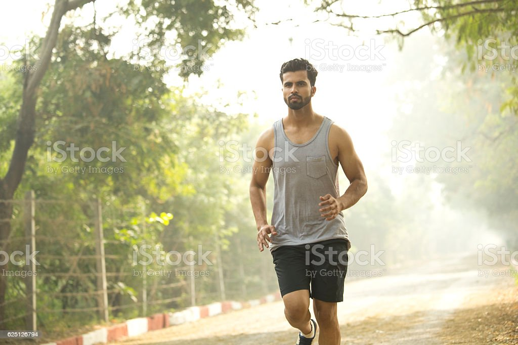 Image result for indians jogging in park for fitness